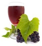 Jus de raisins Image libre de droits
