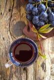 Jus de raisins images stock