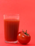 Jus de tomates (1) images libres de droits