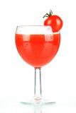 Jus de tomates frais Photographie stock libre de droits