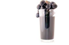 Jus frais de vigne Photo libre de droits