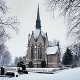 Juselius Mausoleum in Pori Royalty Free Stock Photos