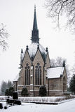 Juselius Mausoleum in Pori, Finland Royalty Free Stock Photography