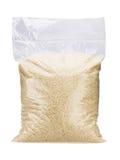 Jusmine rice isolated Royalty Free Stock Image
