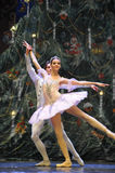 Just background-Tableau 3-The Ballet  Nutcracker Stock Photography