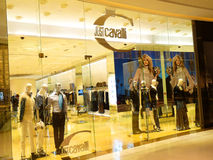 Just Cavalli Retail Outlet Stock Photo