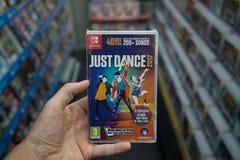 Just Dance 2017 Stock Photos
