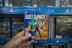 Just Dance 2017 Stock Photo