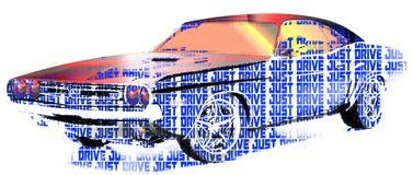 Just drive Royalty Free Stock Photos