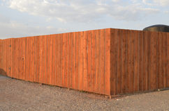 Just a Fence Royalty Free Stock Photo