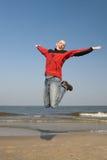 Just happy Stock Image