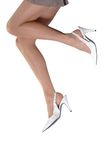 Just Legs Royalty Free Stock Photography