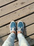 Just a Nice pair of my perfect Shoes Royalty Free Stock Image
