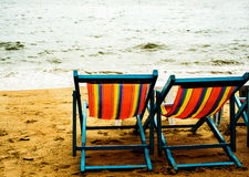 Just by the ocean Royalty Free Stock Image