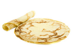 Just pancakes Royalty Free Stock Image