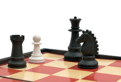 Just a pawn in their game, disempowerment metaphor