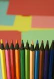 Just pencils Royalty Free Stock Photos
