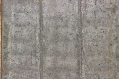 Just poured concrete wall background Stock Photos