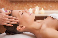 Free Just Relax And Enjoy This Skincare Treatment Royalty Free Stock Photography - 61273717