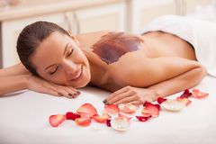 Just relax and get some pleasure for you Royalty Free Stock Photo