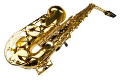 Just a sax Royalty Free Stock Image