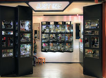 Just 925 shop in Hong Kong Royalty Free Stock Photography