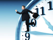 Just in time Royalty Free Stock Photos