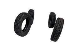 Just tires Royalty Free Stock Image