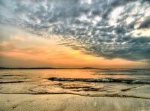 Juste avant le Sun Rose Photographie stock libre de droits