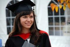 Juste gradué Images stock