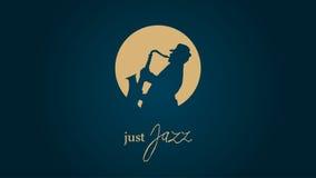Juste jazz Photographie stock