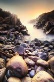 Juste roche photographie stock libre de droits