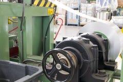 justering av hjulet Arkivfoton