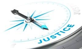 justiça ilustração royalty free