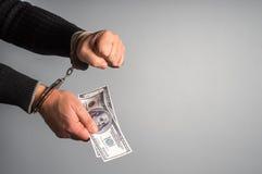 Justiça para o dinheiro Fotos de Stock