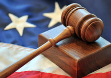 Justice Photo libre de droits