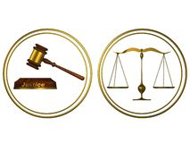 Justice Royalty Free Stock Photography