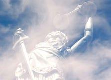 Justice abstraite Image libre de droits