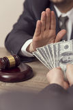 Justice for all Stock Photography