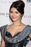 Justice,Billy Wilder,Victoria Justice Stock Image