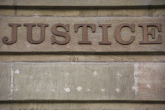 Justice Royalty Free Stock Photo