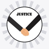 Justice concept Royalty Free Stock Image