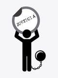 Justice concept Stock Photos