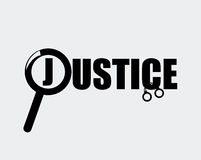 Justice concept Royalty Free Stock Photo