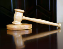 Justice gavel Stock Photography