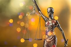 Justice. Jury law lawyer attorney authority balance Royalty Free Stock Photos