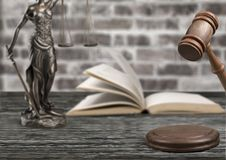 Justice. Law background concept constitution lawyer aesthetics Royalty Free Stock Image
