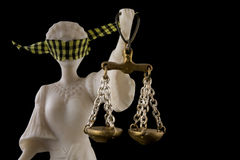 Justice for legal rights Stock Image