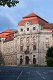 The Justice Palace of Bayreuth Royalty Free Stock Image