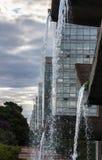 Justice Palace in Brasilia Brazil Stock Image